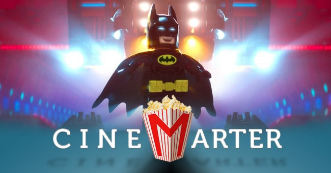 Lego Batman CineMarter Banner